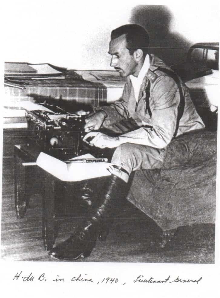 Hilaire du Berrier
