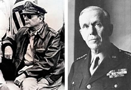 MacArthur & Marshall