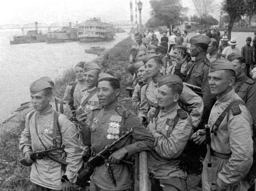 Soviets in China