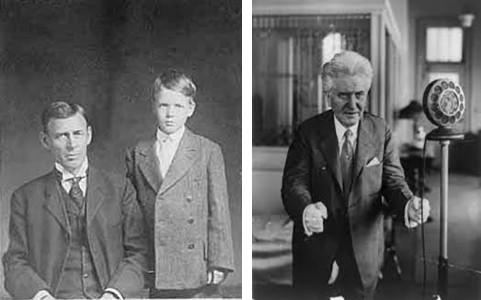 Lindberghs & La Follette