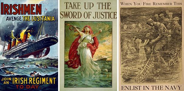 Lusitania Posters
