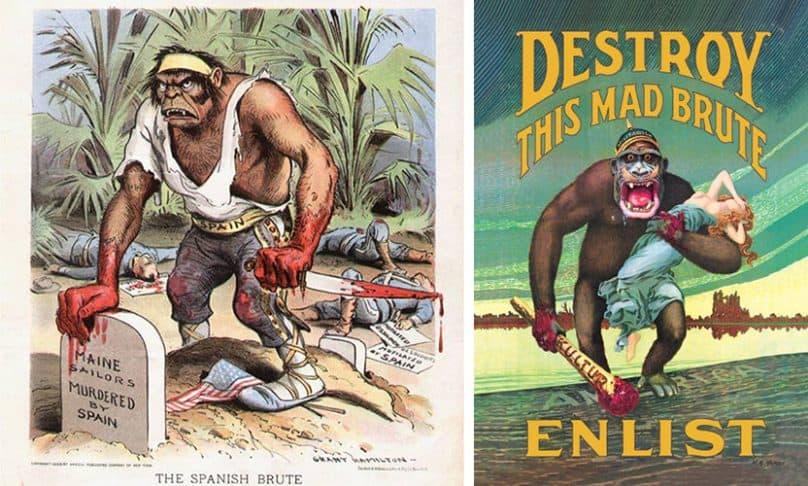 Spanish & German Brutes