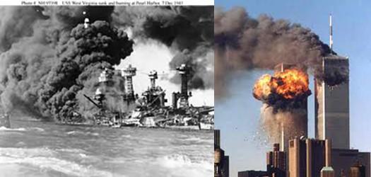 Pearl Harbor & 9/11