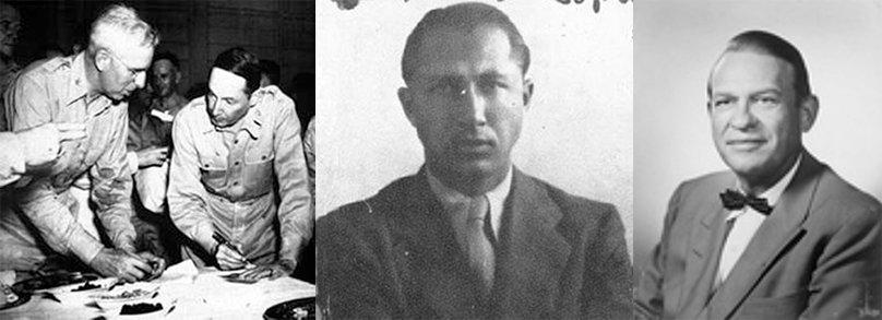 Thorpe, Popov & Dies
