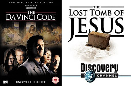 Da Vinci Code & Lost Tomb