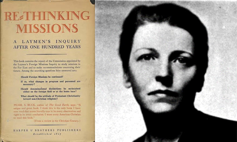 Re-Thinking Report & Pearl Buck