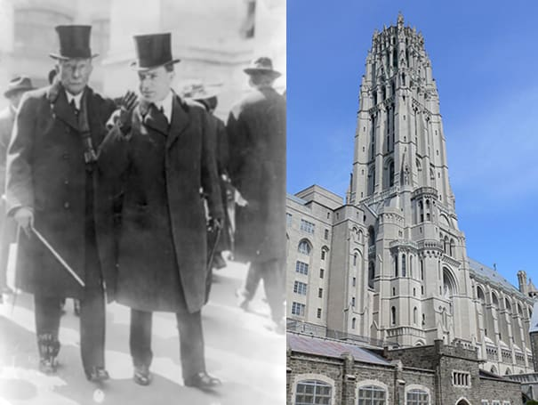 Rockefellers and Riverside Church