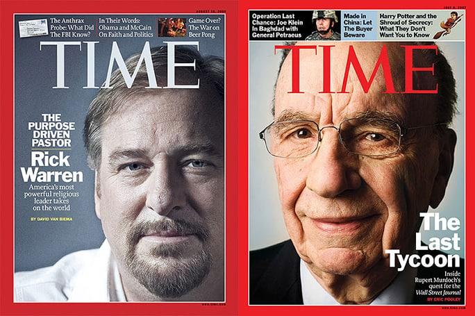 Warren & Murdoch