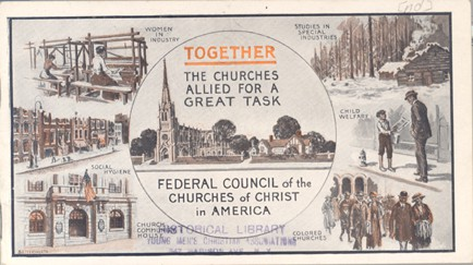 Federal Council of Churches
