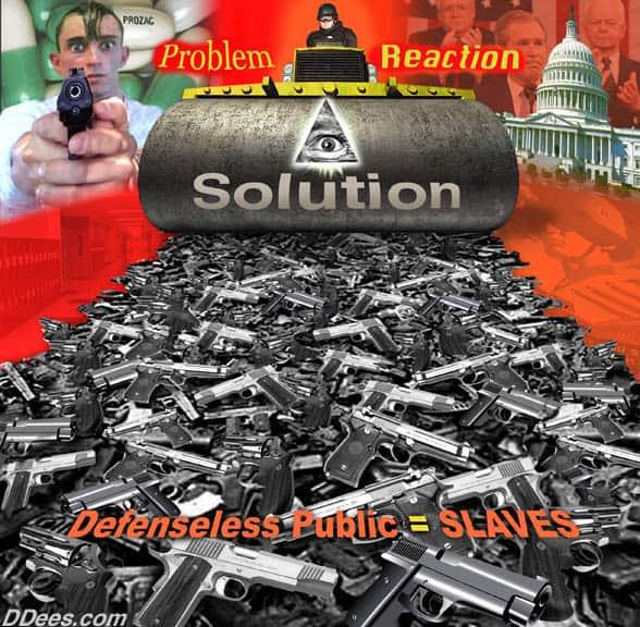Gun control Dees