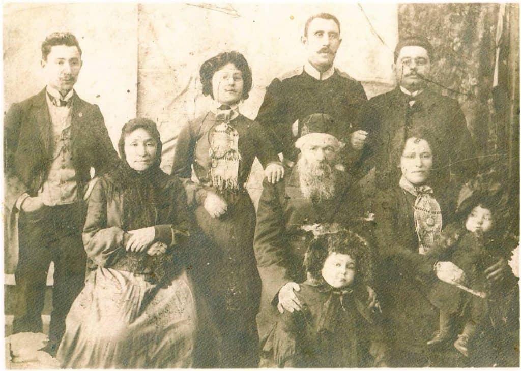Perloff family