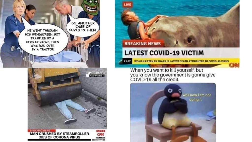 COVID memes